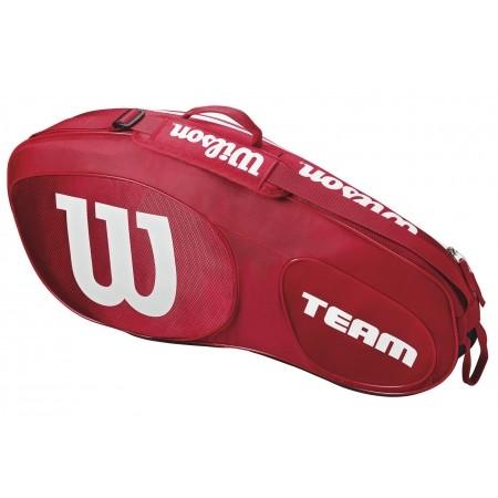 Geantă de tenis - Wilson TEAM III 3PK BAG - 2