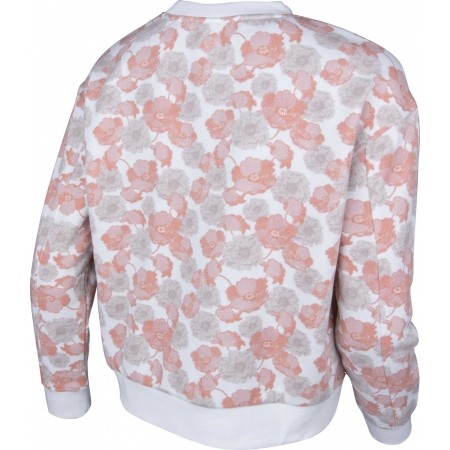 Bluza damska - Vans POPPY DREAM CREW POPPY - 4