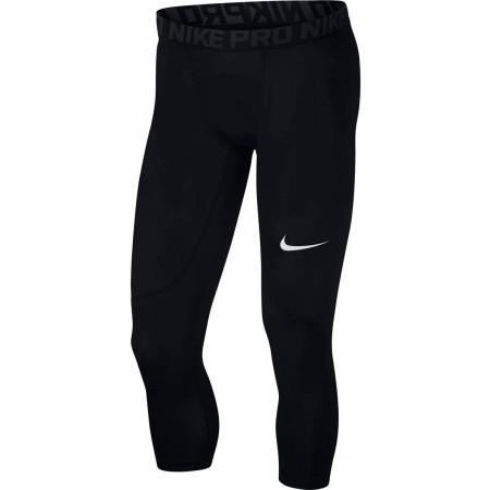 Herren Sportleggings - Nike PRO TGHT 3QT - 1