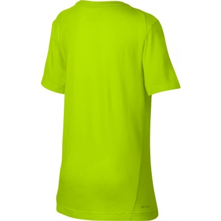 Koszulka treningowa chłopięca - Nike BREATHE TOP SS HYPER GFX - 2