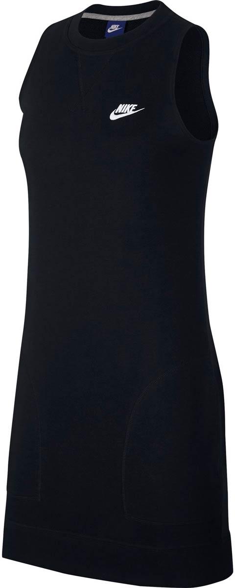 68fe75168a5e Nike W NSW DRSS FT. Dámské šaty. Dámské šaty. 1