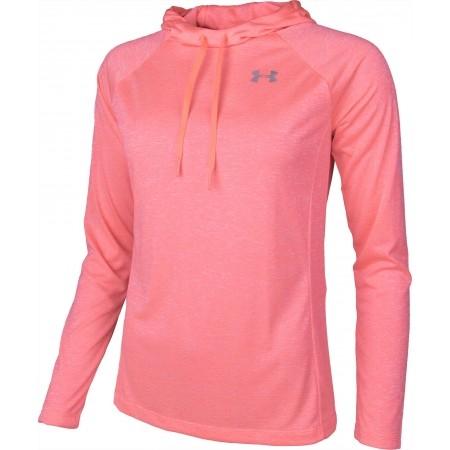 Leichtes Sweatshirt für Damen - Under Armour TECH LS HOODY 2.0 - 1