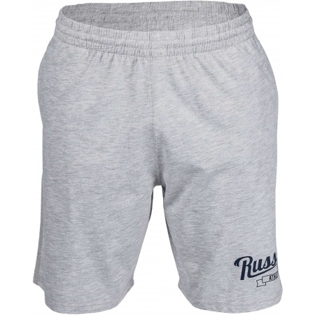Men's shorts - Russell Athletic SHORTS WITH SCRIPT STYLE PRINT - 2