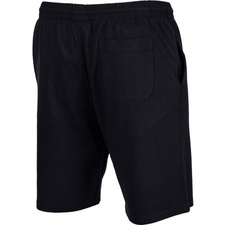 Men's shorts - Russell Athletic SHORTS WITH SCRIPT STYLE PRINT - 6