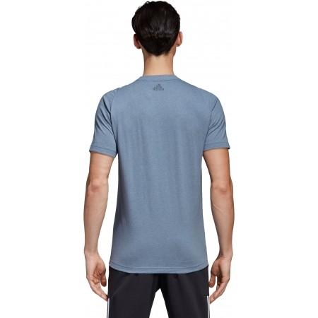 Men's T-shirt - adidas ESSENTIALS CHEST BOX LOGO TEE - 4