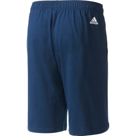 Men's shorts - adidas ESS LIN SHOR SJ - 2