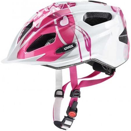 Kids' cycling helmet - Uvex QUATRO JR