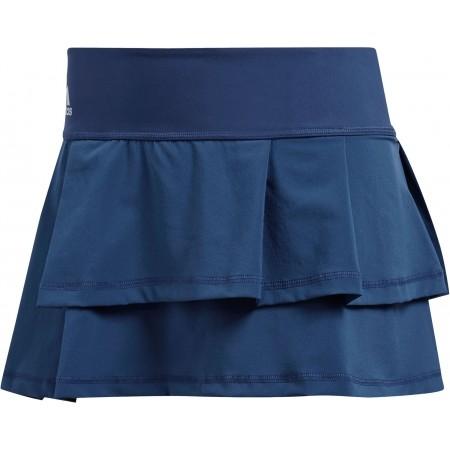 Women's skirt - adidas ADVANTAGE LAYERED SKIRT - 1