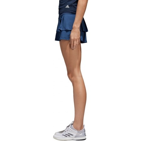 Women's skirt - adidas ADVANTAGE LAYERED SKIRT - 3