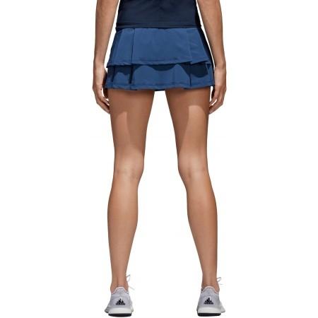 Women's skirt - adidas ADVANTAGE LAYERED SKIRT - 4