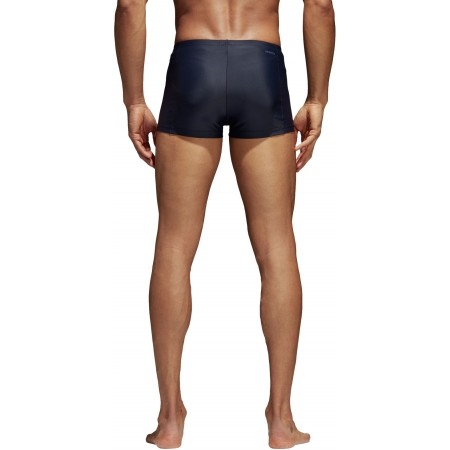 Men's swimsuit - adidas FITNESS BOXER SOLID - 3