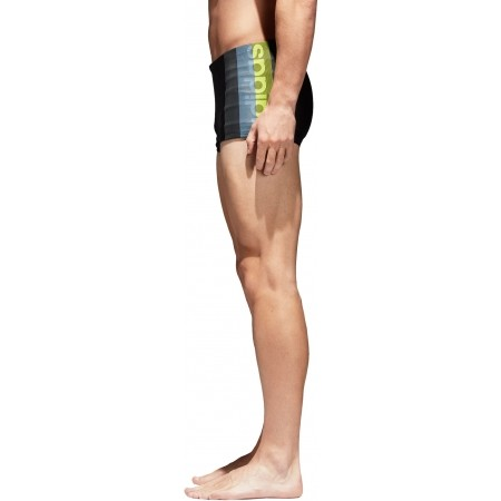 Men's swimsuit - adidas FITNESS BOXER ADIDAS GRAPHIC - 3
