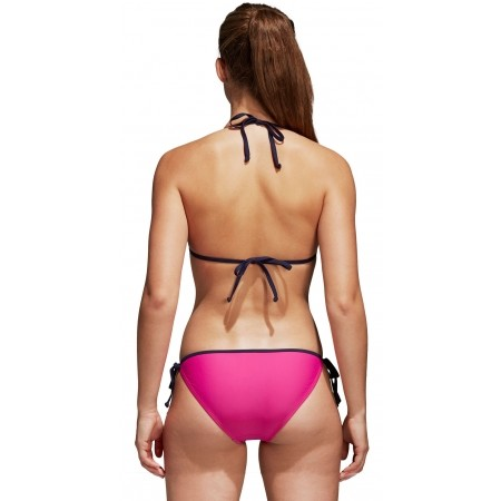 Women's bikini - adidas BEACH WOMEN BIKINI SOLID 2 - 4