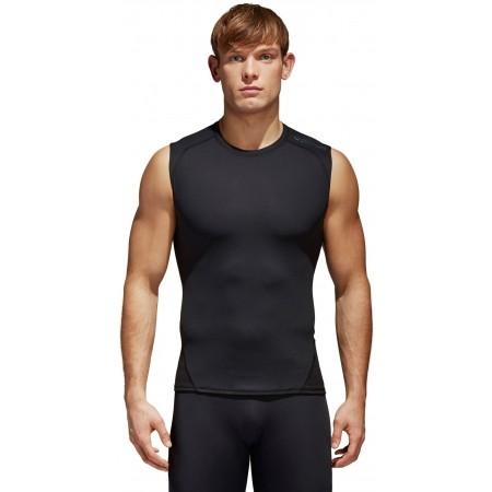 Men's top - adidas ALPHASKIN SPRT TEE SLEEVELESS - 2