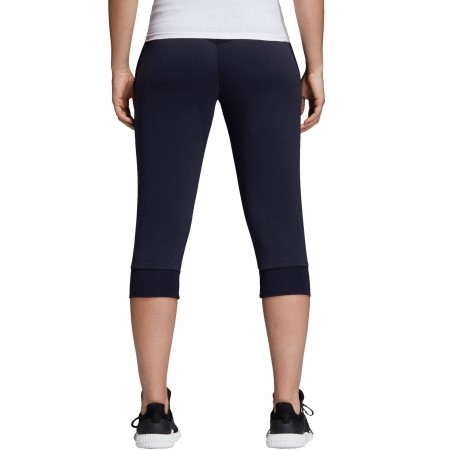 Women's pants - adidas ESSENTIALS LINEAR 3/4 PANT - 4