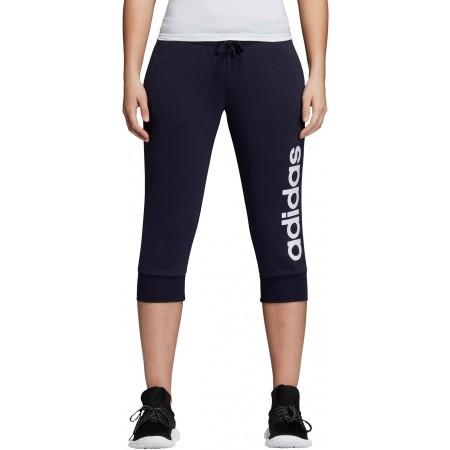 Women's pants - adidas ESSENTIALS LINEAR 3/4 PANT - 2