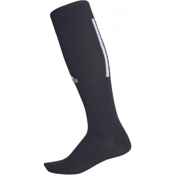 adidas SANTOS SOCK 18 čierna 27-30 - Futbalové štulpne