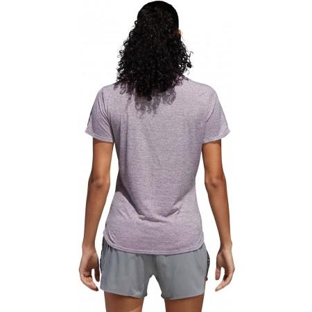 Damen T-Shirt - adidas RESPONSE TEE W - 4