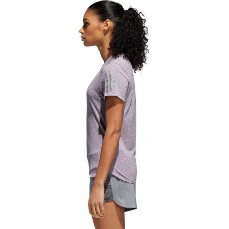 Damen T-Shirt - adidas RESPONSE TEE W - 3