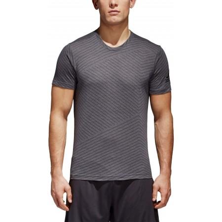 Koszulka treningowa męska - adidas FREELIFT AEROKN - 5