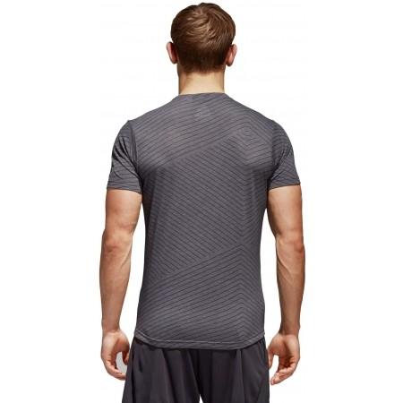 Koszulka treningowa męska - adidas FREELIFT AEROKN - 4