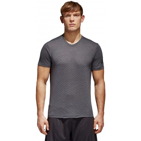 Koszulka treningowa męska - adidas FREELIFT AEROKN - 2