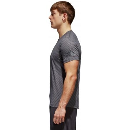 Koszulka treningowa męska - adidas FREELIFT AEROKN - 3