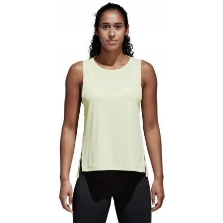 Koszulka damska - adidas CHILL TANK - 2