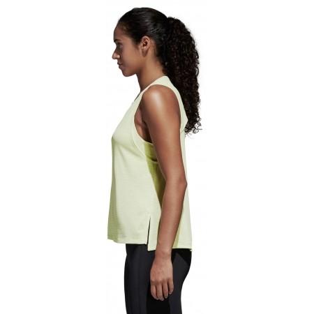 Koszulka damska - adidas CHILL TANK - 3