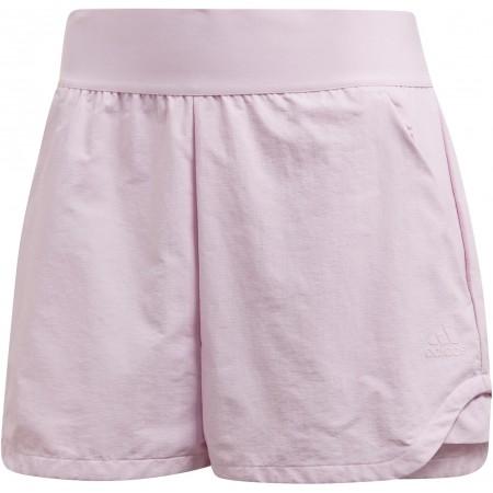 Spodenki damskie - adidas W ID WVN SHORT - 1