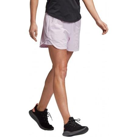 Spodenki damskie - adidas W ID WVN SHORT - 3