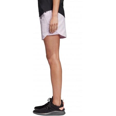 Spodenki damskie - adidas W ID WVN SHORT - 5