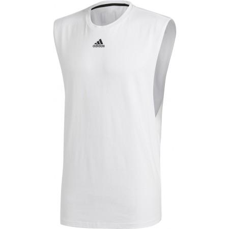 Koszulka męska - adidas M ID JSY TANK - 1