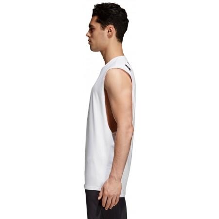 Koszulka męska - adidas M ID JSY TANK - 3