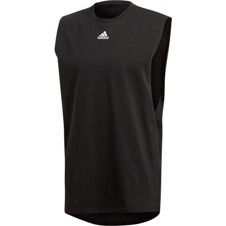 Koszulka męska - adidas M ID JSY TANK - 6