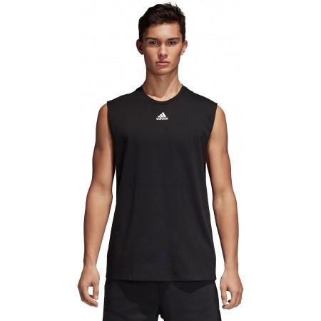 Koszulka męska - adidas M ID JSY TANK - 7