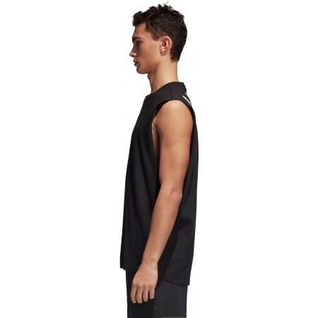 Koszulka męska - adidas M ID JSY TANK - 8