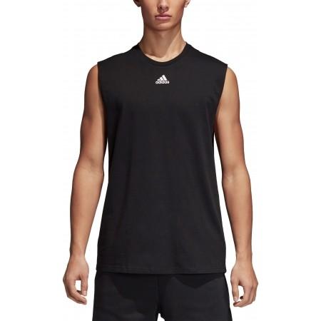 Koszulka męska - adidas M ID JSY TANK - 10