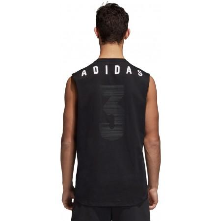 Koszulka męska - adidas M ID JSY TANK - 9