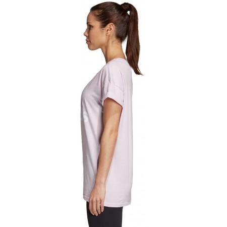 Tricou de damă - adidas ESSENTIALS LINEAR LOOSE TEE - 3