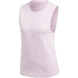 adidas ESSENTIALS SOLID SLEEVELESS TEE - Maieu de damă