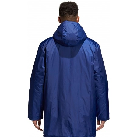 Pánska športová bunda - adidas CORE18 STD JKT - 4