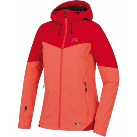 Women's softshell jacket - Hannah SUZZY - 1