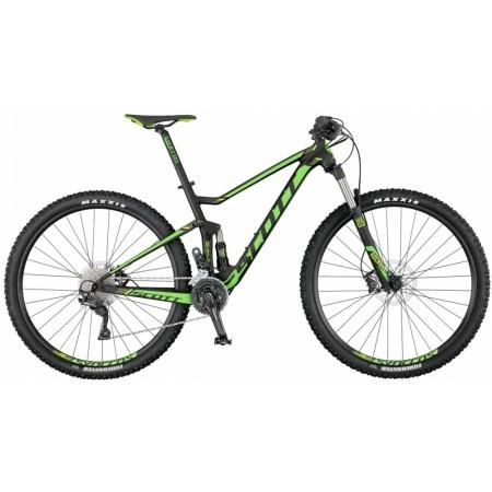 Scott SPARK 760 - Celoodpružené horské kolo