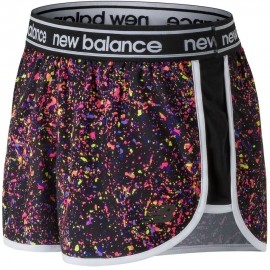 New Balance WS81146BM - Dámske športové šortky