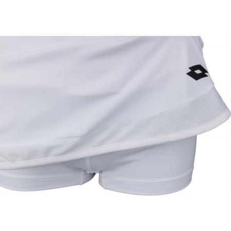 Dívčí tenisová sukně - Lotto SHELA IV SKIRT G - 4