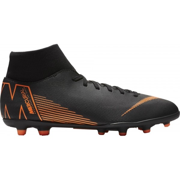 Nike MERCURIAL SUPERFLY VI CLUB MG černá 7 - Pánské kopačky
