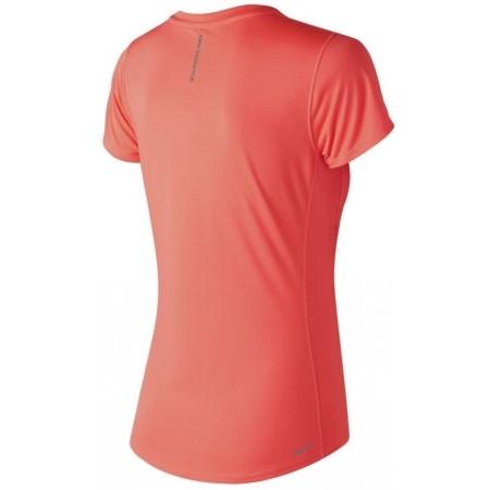 Koszulka do biegania damska - New Balance WT73128 - 2