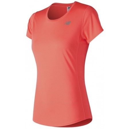 Koszulka do biegania damska - New Balance WT73128 - 1