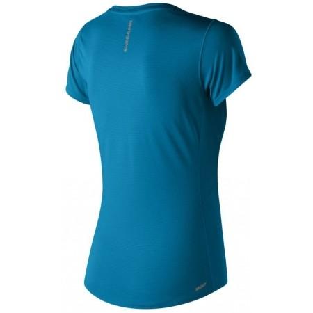 Dámské běžecké triko - New Balance WT73128 - 2